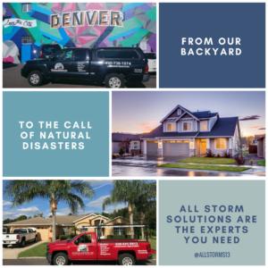 Storm Damage Experts Naperville Colorado