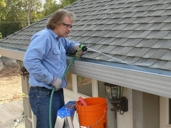 Roof Maintenance: Gutters & Downspouts